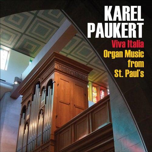 Karel Paukert on the Gerhard Hradetzky Italian Organ by Karel Paukert
