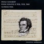 Schubert: Piano Sonatas Nos. 19-21 by Alfredo Perl