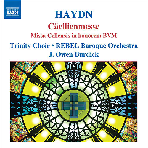 Haydn: Masses, Vol. 2 - Mass No. 3, 'Cacilienmesse' by Richard Lippold