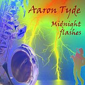 Midnight flashes by Aaron Tyde
