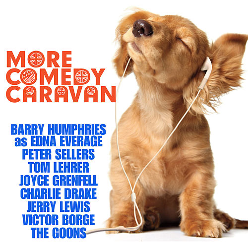 More Comedy Caravan by Various Artists