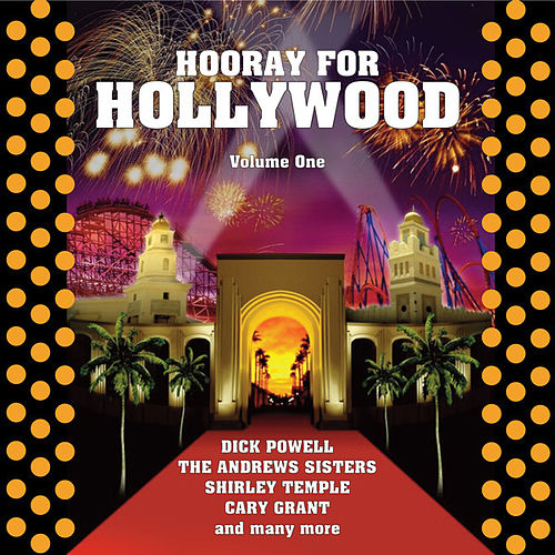 Hooray For Hollywood Vol.1 by Various Artists