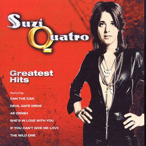Greatest Hits by Suzi Quatro