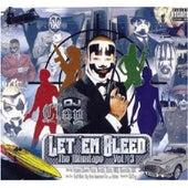 Let 'Em Bleed Volume 3 by Various Artists