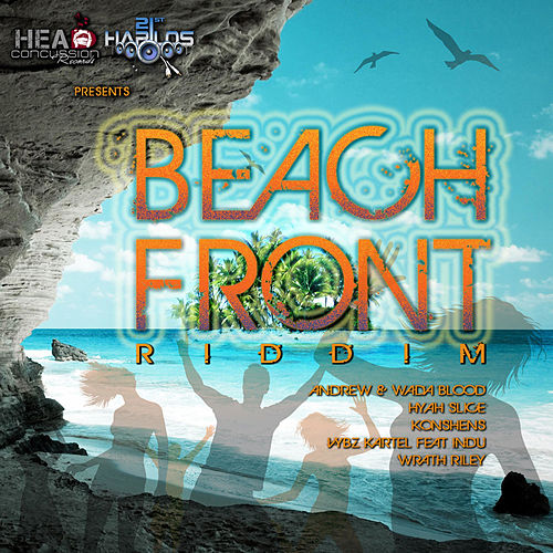 Beach Front Riddim by Various Artists
