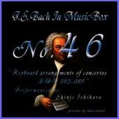 Bach In Musical Box 46 / Keyboard Arrangements Of Concertos Bwv 982 - 983 by Shinji Ishihara
