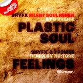 Plastic Soul (D-Bridge Silent Soul Remix)/Feelings (Nu:Tone Remix) by Shy FX