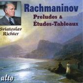 Sviatoslav Richter plays Rachmaninov by Sviatoslav Richter