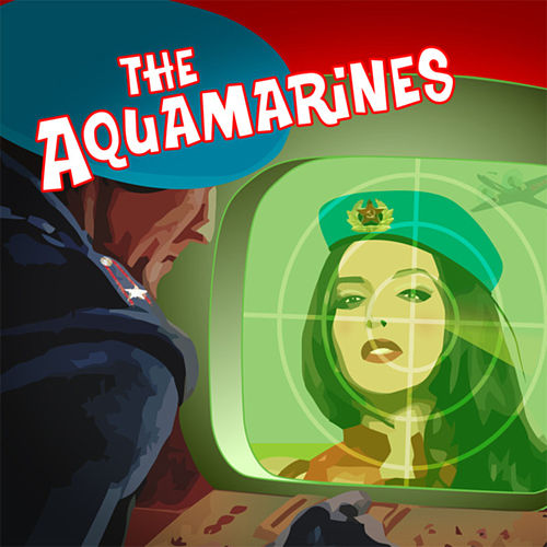 Off The Radar by The Aquamarines