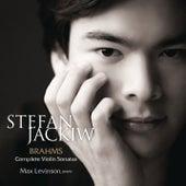 Brahms Complete Violin Sonatas by Stefan Jackiw