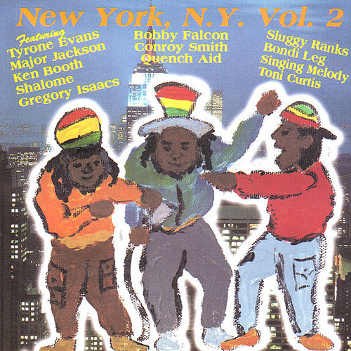 New York, N.Y. Vol. 2 von Various Artists