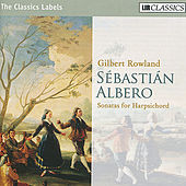 Albero: Sonatas for Harpsichord by Gilbert Rowland