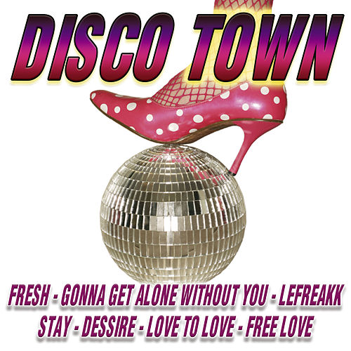 Disco Town by Various Artists