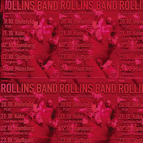 A Nicer Shade Of Red by Rollins Band