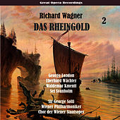 Richard Wagner: Das Rheingold (Solti, Wiener Philharmoniker) [1958], Volume 2 by Wiener Philharmoniker