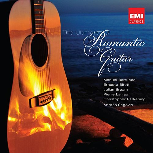 Ultimate Romantic Guitar by Various Artists