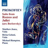 Prokofiev: Excerpts from Romeo and Juliet (arr. for viola and piano) by Various Artists