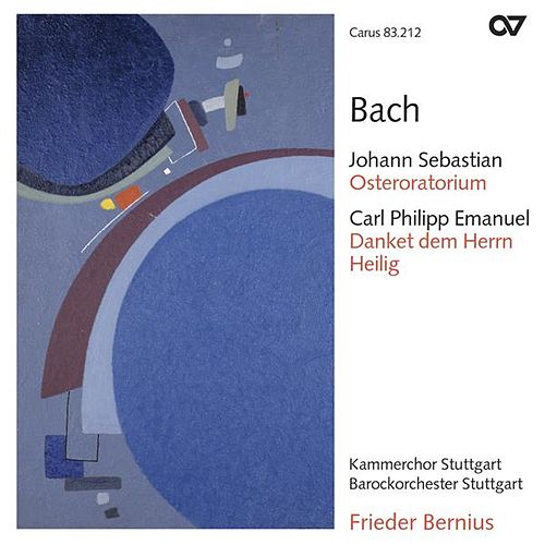 Easter Oratorio - Danket dem Herren by Various Artists