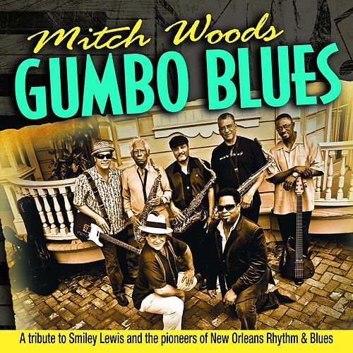 Gumbo Blues by Mitch Woods