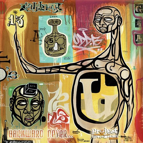 Backward Never by Various Artists