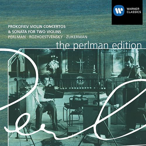 Prokofiev: Violin Concertos / Sonata for 2 Violins by Various Artists