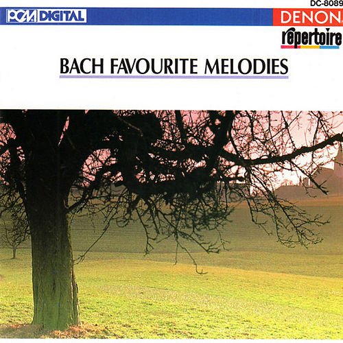Bach Favourite Melodies by Various Artists