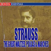Great Strauss Waltzes, Polkas & Marches by Various Artists