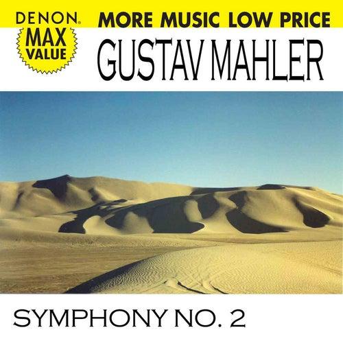 Mahler: Symphony No. 2 by Radio-Sinfonie Orchestra Frankfurt