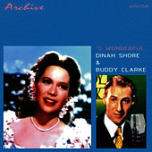 s'Wonderful by Dinah Shore