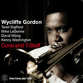 Cone and T-Staff by Wycliffe Gordon