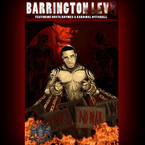 No War (feat. Busta Rhymes & Kardinal Offishall) - Single by Barrington Levy