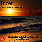 Bizet: Carmen Suite No.1 & 2 by Cesare Cantieri