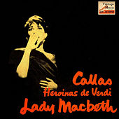 Vintage Classical No. 4 Macbeth by Maria Callas