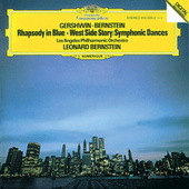 Gershwin: Rhapsody In Blue; Prelude For Piano No. 2 / Bernstein: Symphonic Dances From
