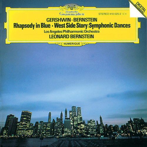 Gershwin: Rhapsody In Blue; Prelude For Piano No. 2 / Bernstein: Symphonic Dances From 'West Side Story' by Various Artists