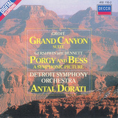 Grofé: Grand Canyon Suite/Gershwin: Porgy & Bess by Detroit Symphony Orchestra
