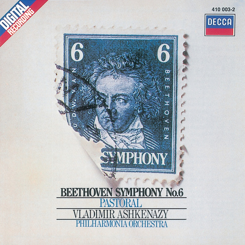 Beethoven: Symphony No.6 by Philharmonia Orchestra