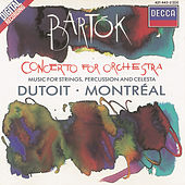 Bartók: Concerto for Orchestra/Music for Strings, Percussion & Celesta by Orchestre Symphonique de Montréal
