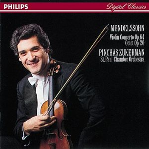Mendelssohn: Violin Concerto; Octet by Various Artists