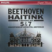 Beethoven: Symphony Nos. 5 & 7 by Royal Concertgebouw Orchestra