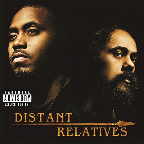 Distant Relatives by Nas