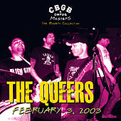 Live, February 3, 2003 - The Bowery Collection by The Queers