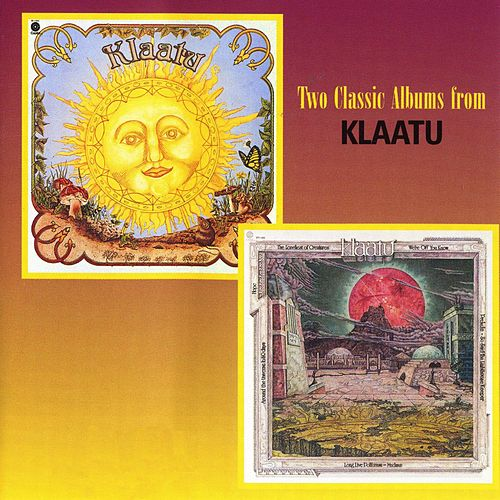 Two Classic Albums From Klaatu by Klaatu