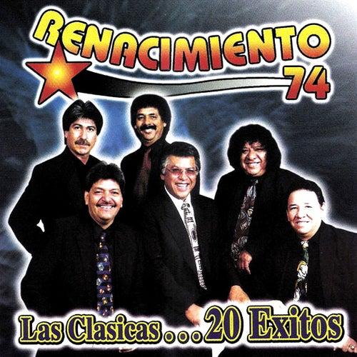 Las Clasicas...20 Exitos by Renacimiento 74