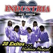 20 Exitos...Historia Musical by Industria Del Amor