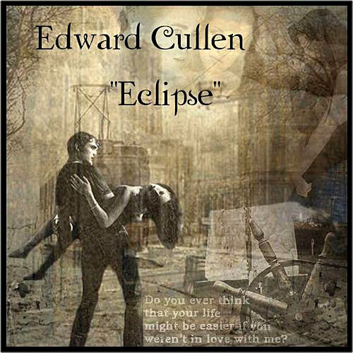 Eclipse by Edward Cullen