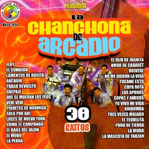 30 Exitos by La Chanchona De Arcadio