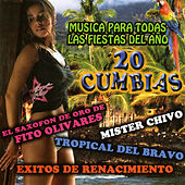 20 Cumbias by Various Artists