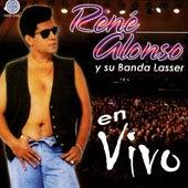 En Vivo by Rene Alonso Y Su Banda Lasser