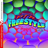 PTR Freestyle Vol. 5 (Digitally Remastered) by Various Artists